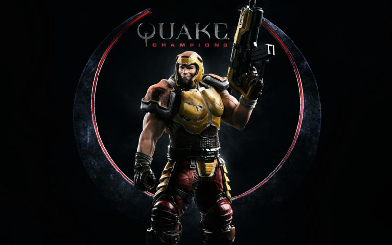 Quake Champion