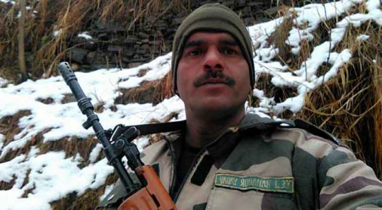 BSF JAWAN'S VIDEO GOES VIRAL