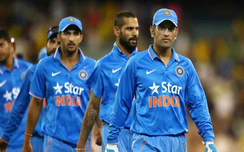 Mahendra Singh steps down as captain of Indian cricket team