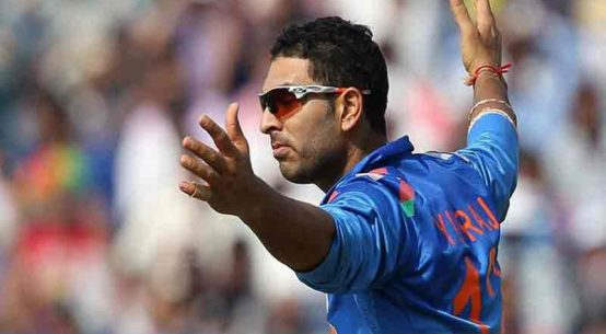 Yuvraj Singh Back In Team India
