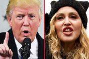 Madonna disgusting say trump