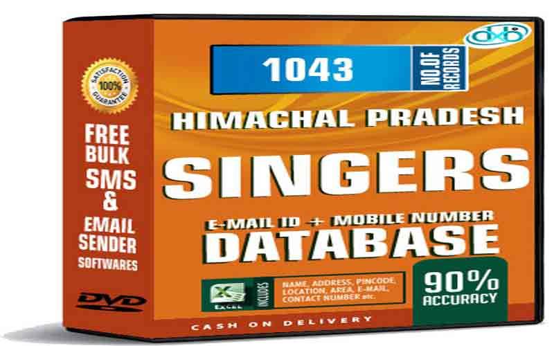 Best List of singers in Himachal Pradesh