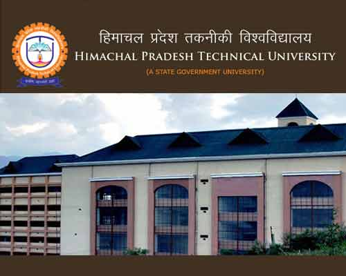 Himachal Pradesh Technical University Institutes