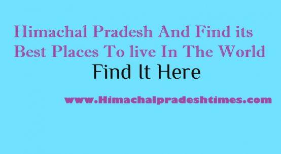best places to visit Himachal