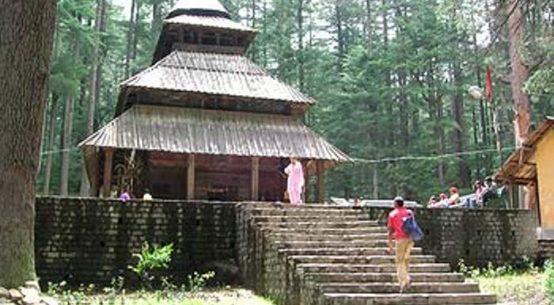 Hidimba Devi Mandir