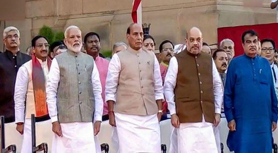 नए मंत्रिमंडल में इन नेताओं