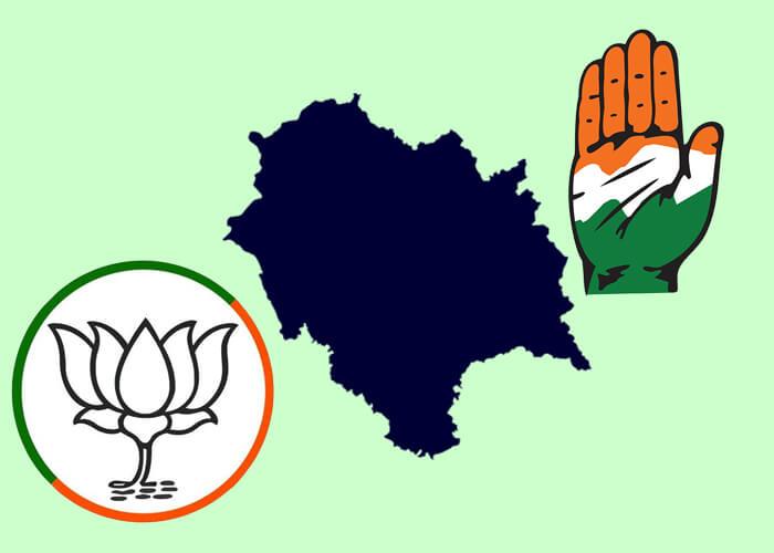 हिमाचल में आज थम जाएगा चुनावी शोर