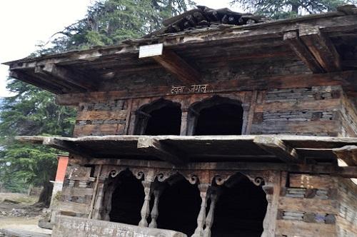 जामलू मंदिर