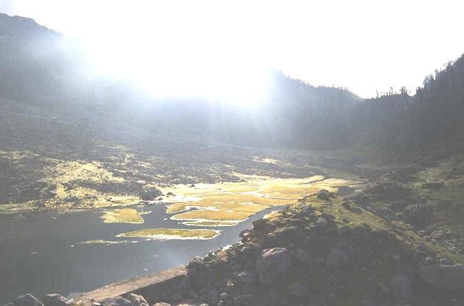 करेरी झील
