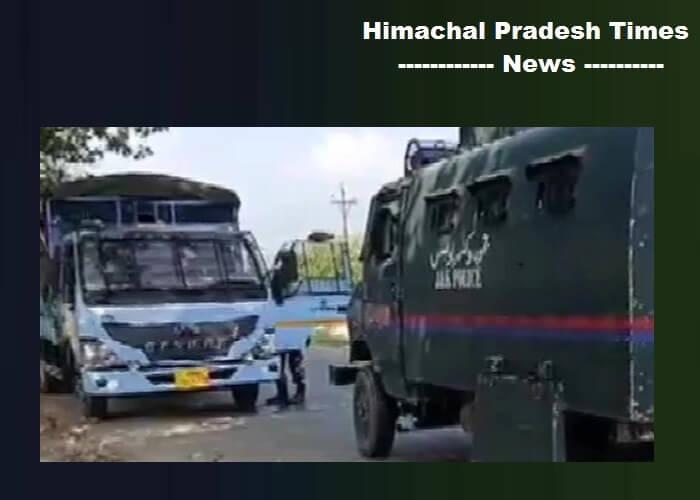 बारामूला में बड़ा आतंकी हमला,