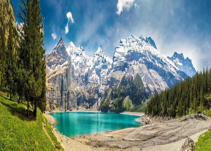 Switzerland in 5 days