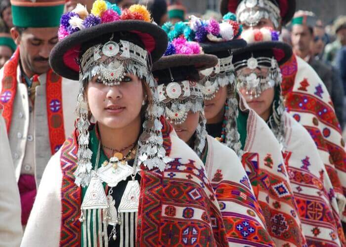 Traditional and Unique Dresses of Himachal Pradesh