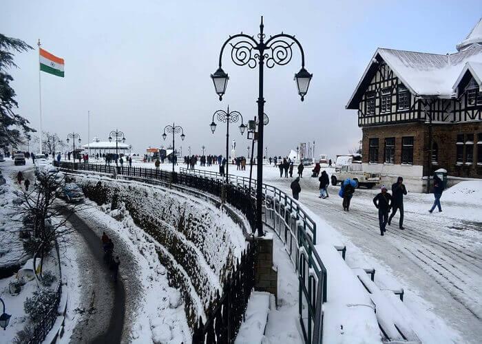 winter in Himachal Pradesh