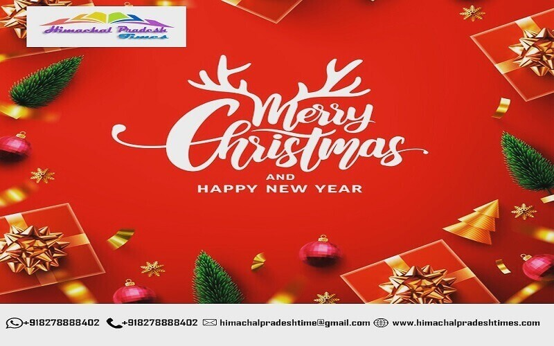 Wishing you a joyous & blessed Christmas