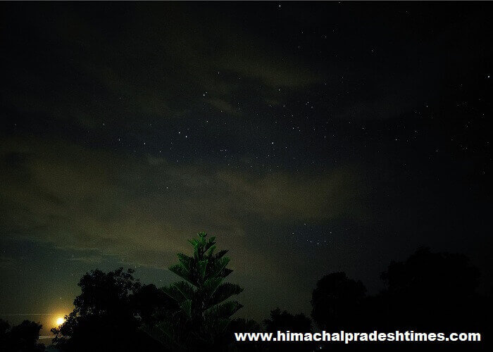 Night-Out in Himachal Pradesh