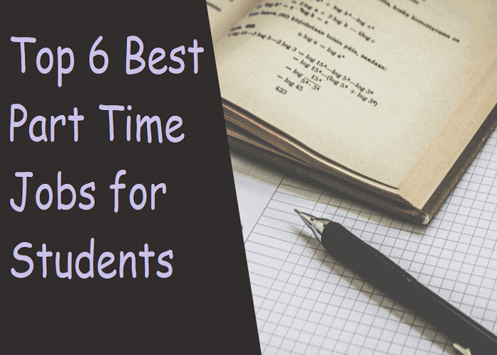 Part-Time Jobs for Students