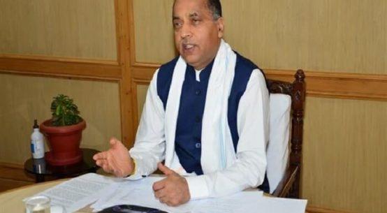 CM Jai Ram Thakur