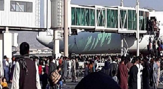 Kabul में फंसे भारतीयों को निकालने