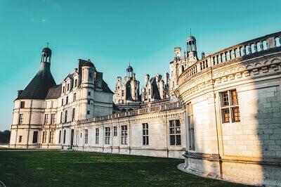 The Château de Chambord, France