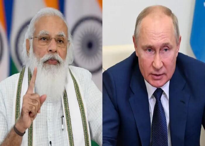 भारत और रूस ने मिलाया हाथ